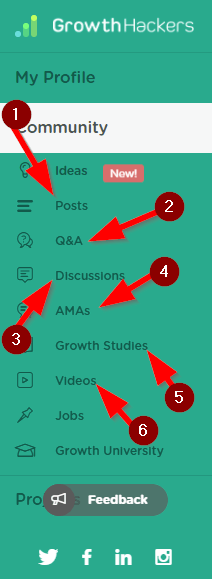 GrowtHackers Tips