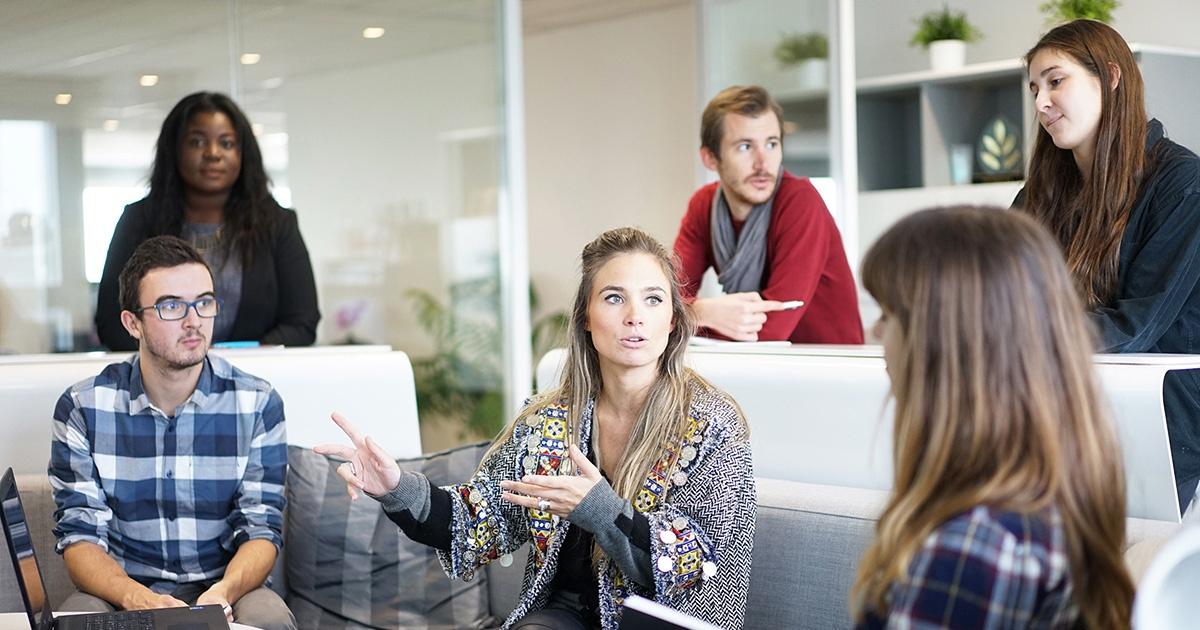 Explain why your client should create a blog