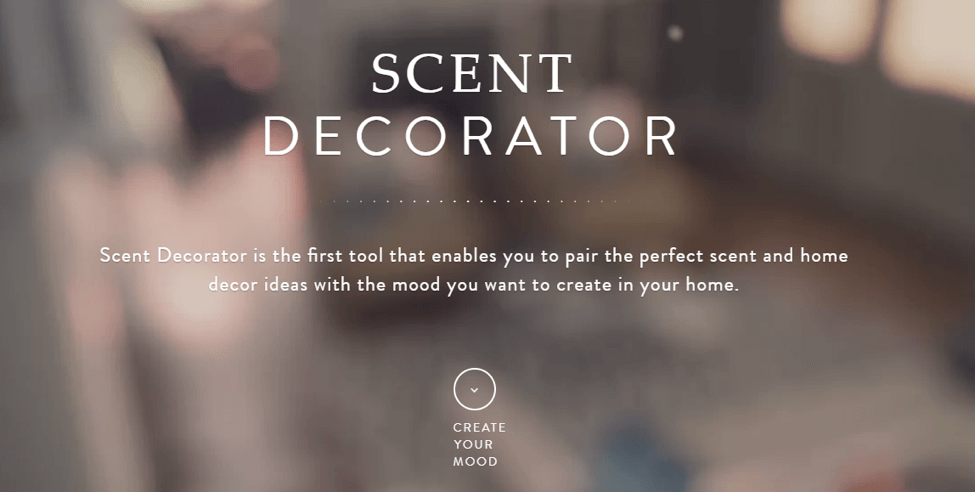 Airwick Scent Decorator