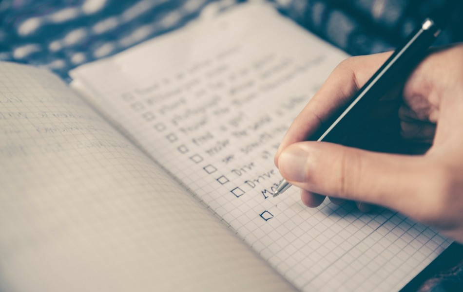 Write down goals for your Facebook presence