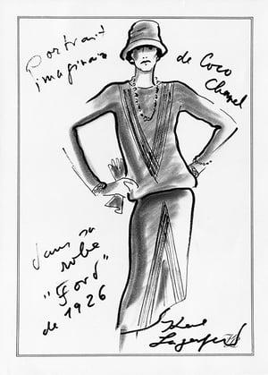 Coco Chanel's Little Black Dress