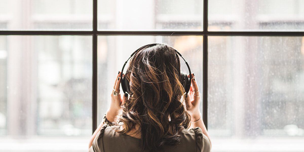 Listen and build your audience