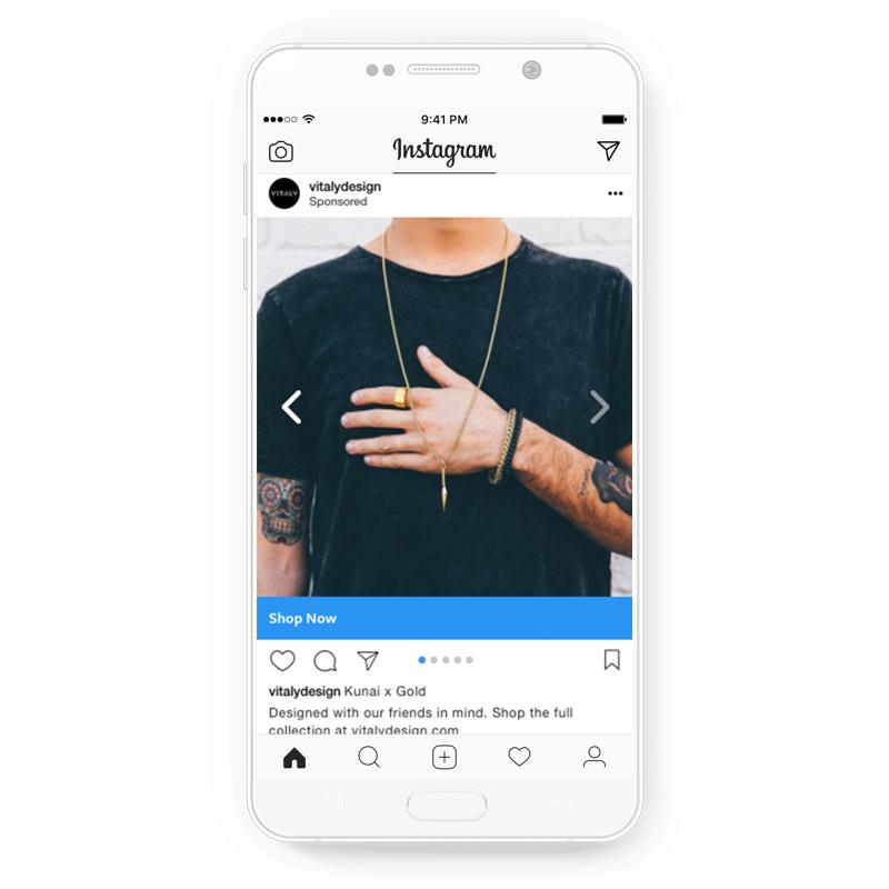 Vitaly's success on Instagram