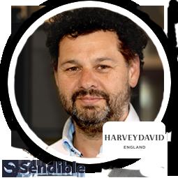 David Sloly Social media expert interview for Sendible Insights