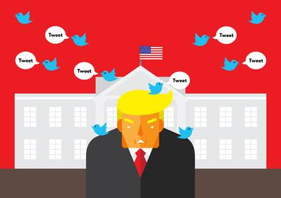 How to use Donald Trump's tactics on social media