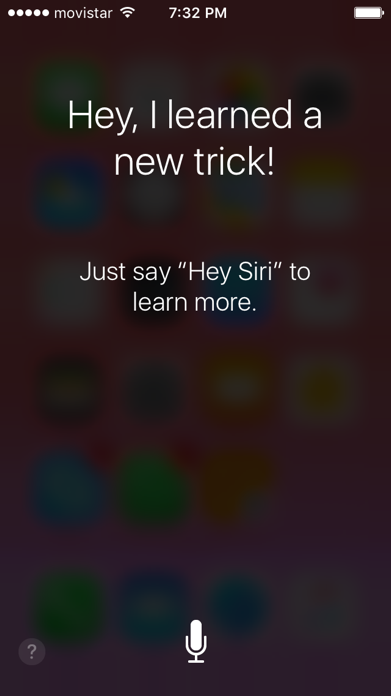 Meet Siri - Apple's personal assistant