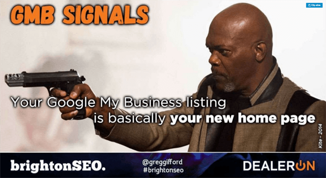 brighton seo samuel l jackson screenshot