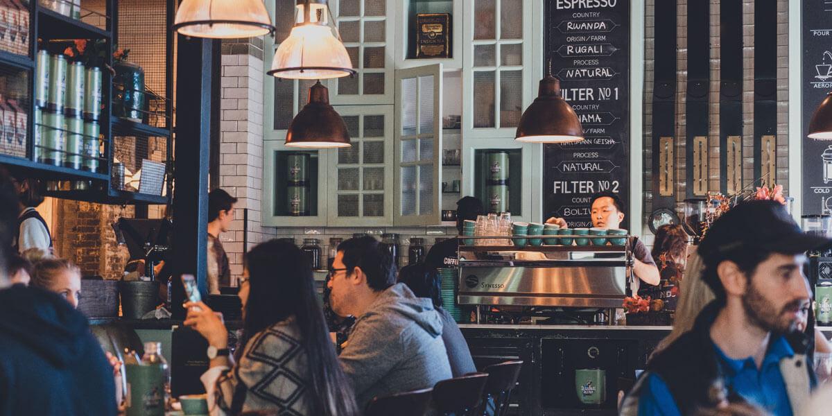 restaurant blog people