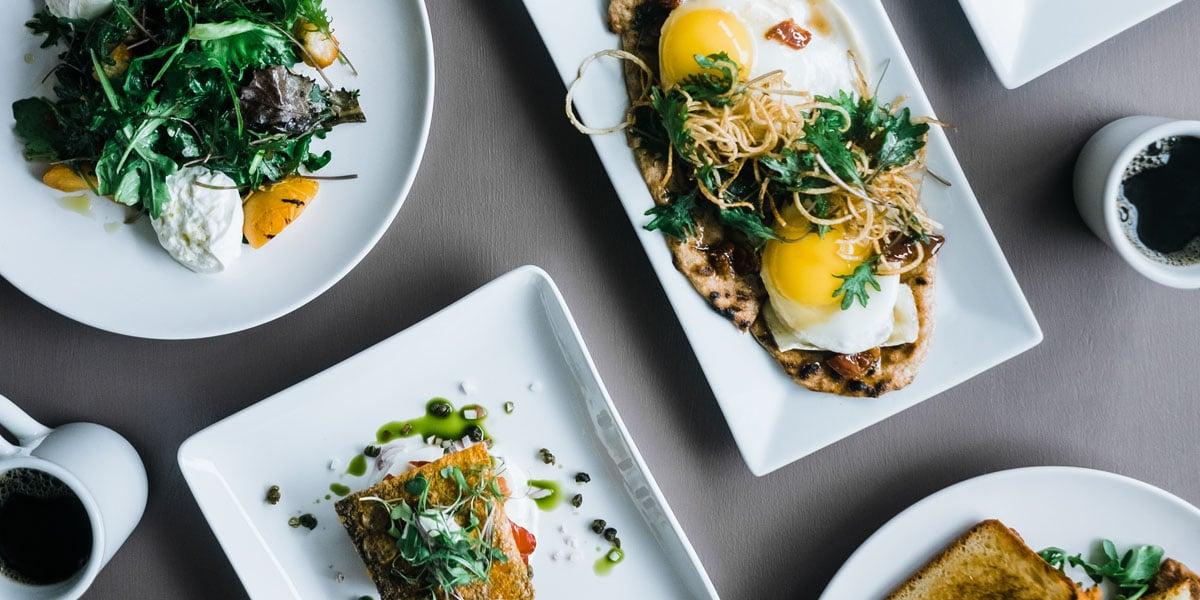 restaurant blog plates