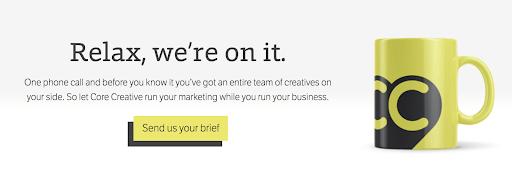core creative portfolio