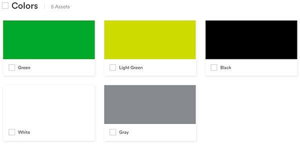 evernote brand colors