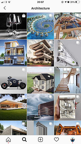 hashtags on instagram architecture