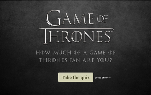 shareable quiz