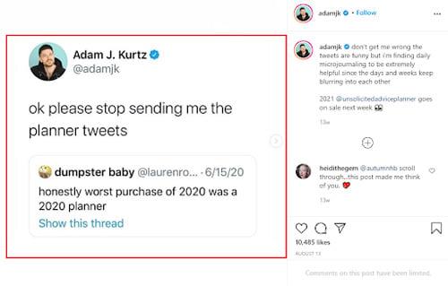 convertible social media tips adam j kurtz