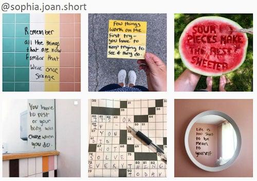 convertible social media tips sophia joan short