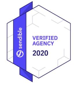 agency partnerships programme sendible badge
