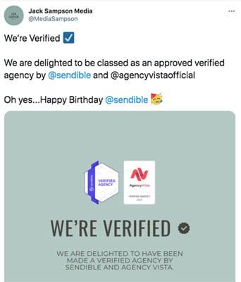 verifed agency