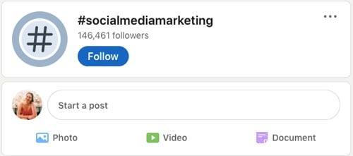 hashtags-on-linkedin-social-marketing-media-hashtag
