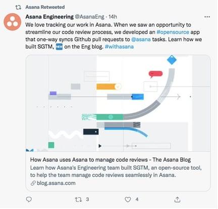 asana blog promotion