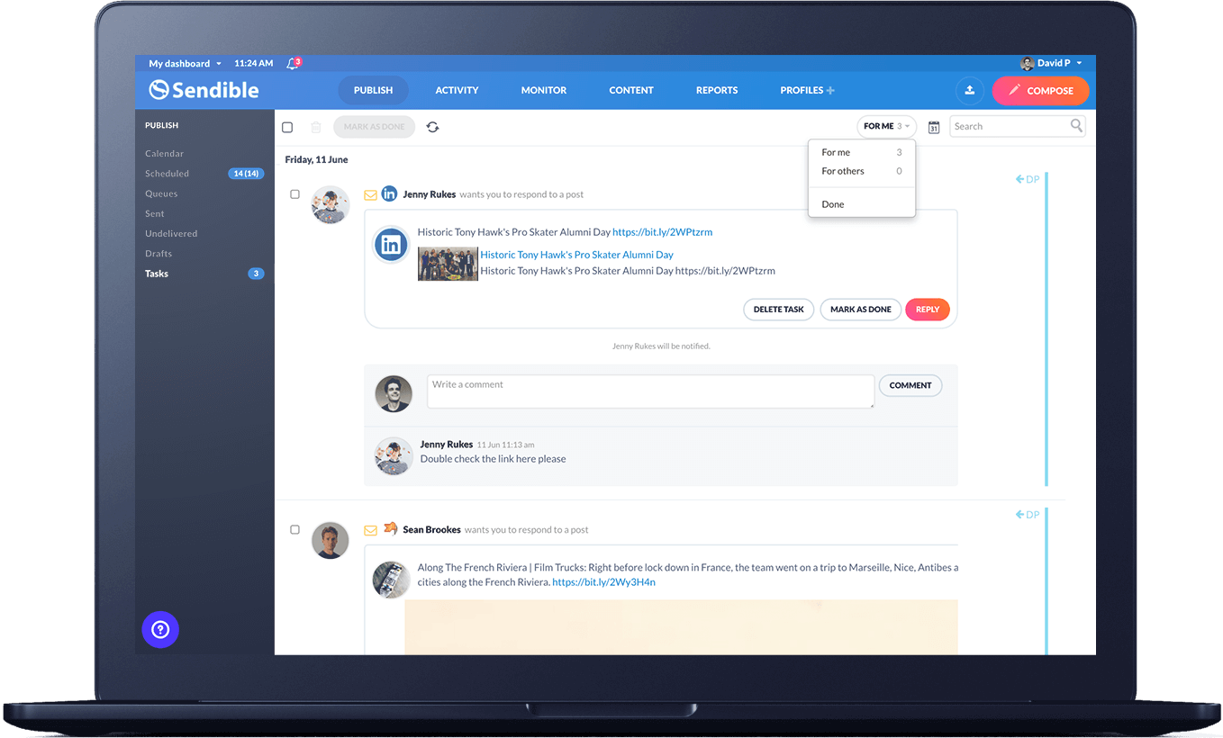 social collaboration tools built for teams