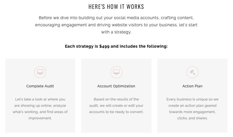 Onlinedrea Strategy package