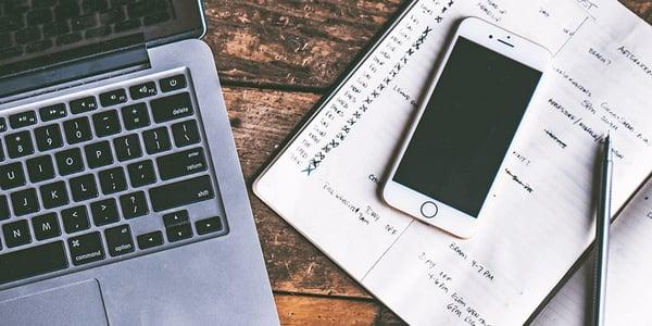 how far ahead should you schedule social media content