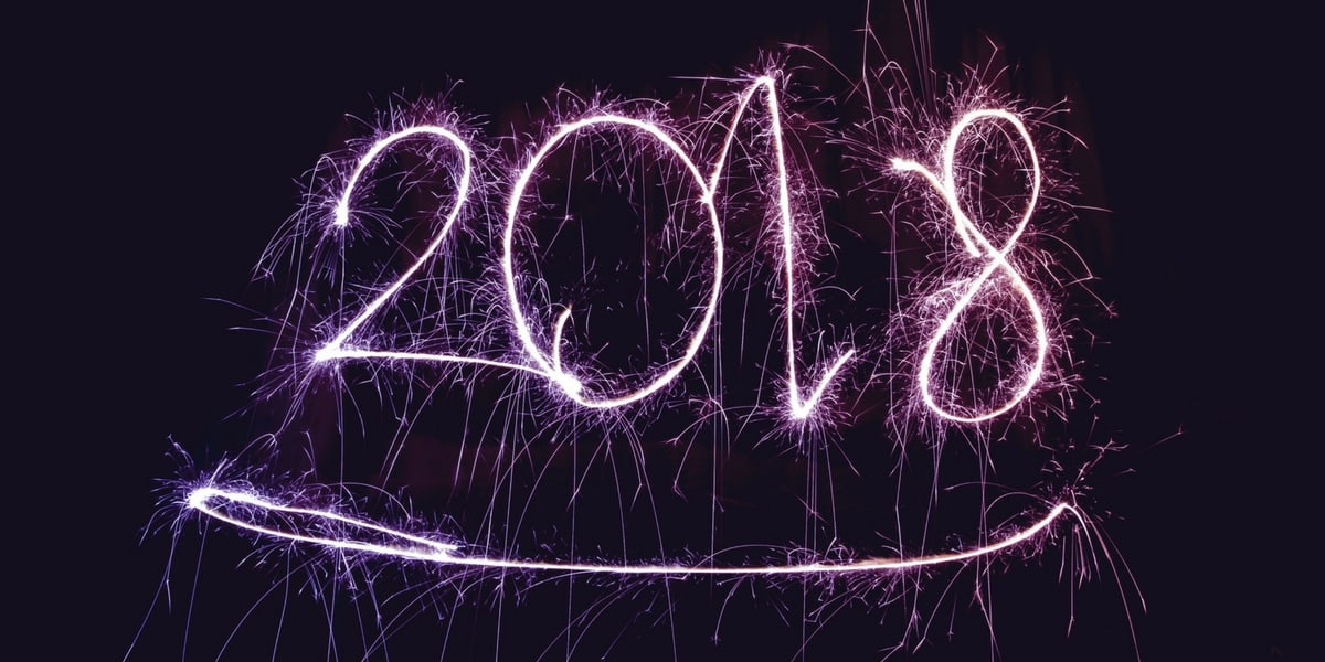 Looking forward to a successful 2018