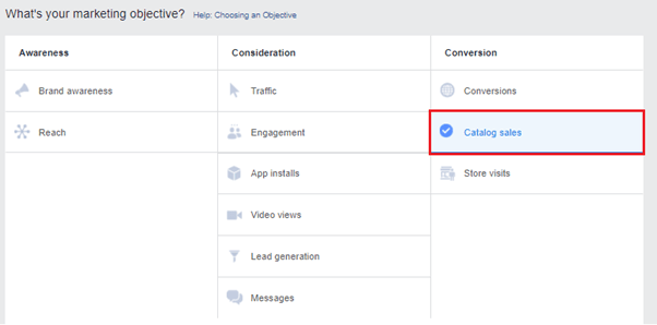 How to set up a retargeting advertisement in Facebook
