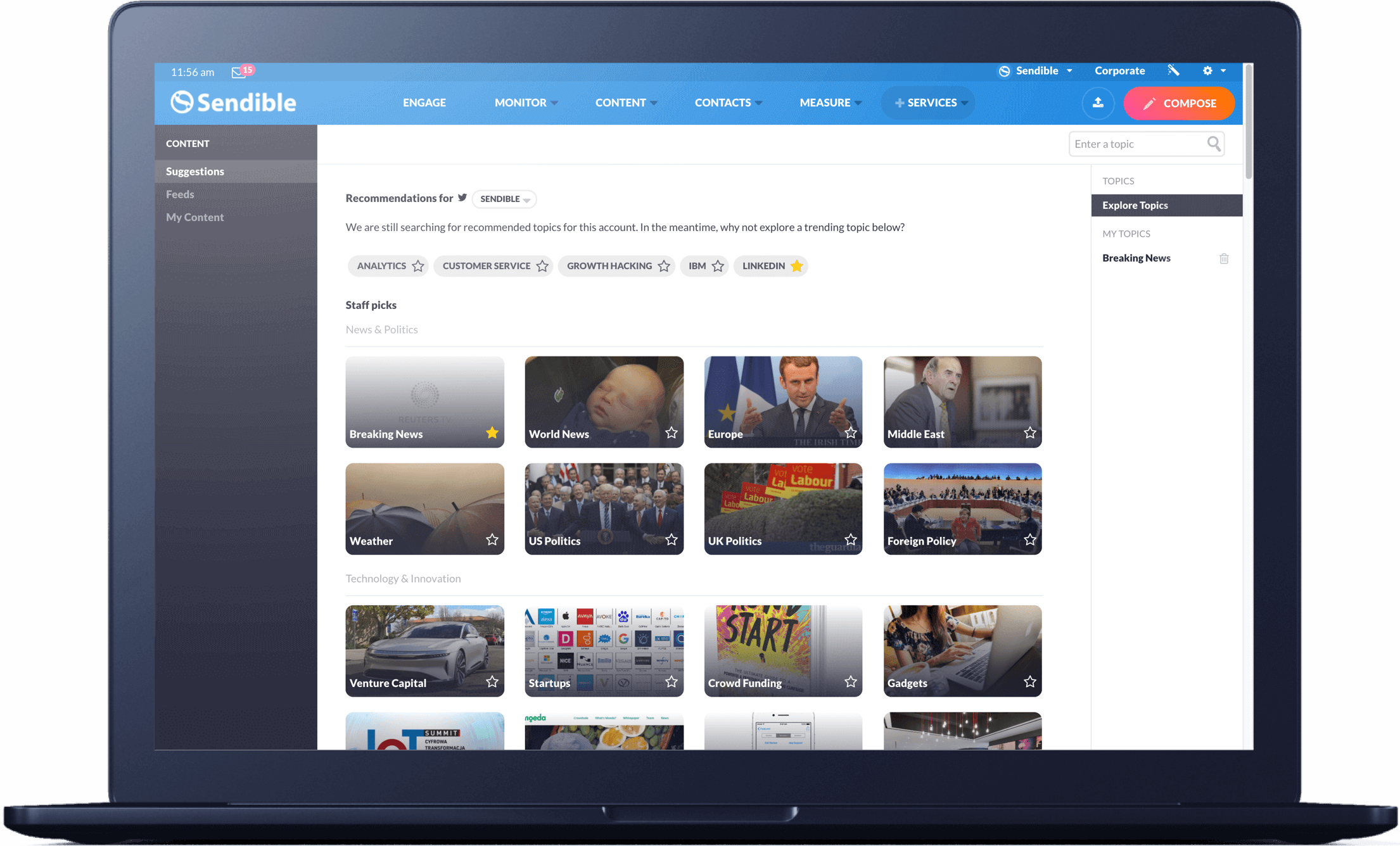 Content Featured