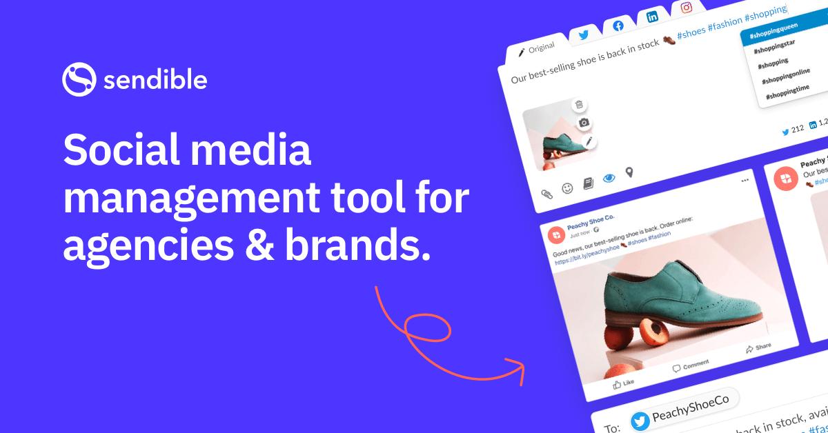 Social Media Management Pricing & Plans | Sendible